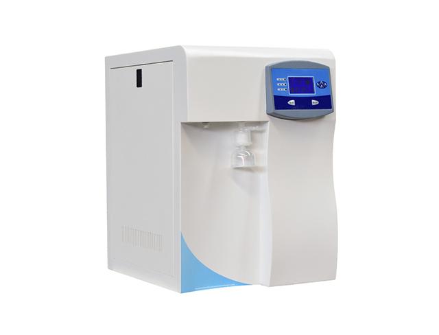 医疗超纯水机厂家分析温度影响因素