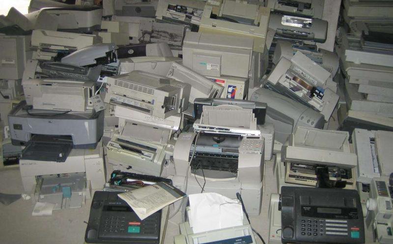 电子设备处理不好会造成巨大的环境污染