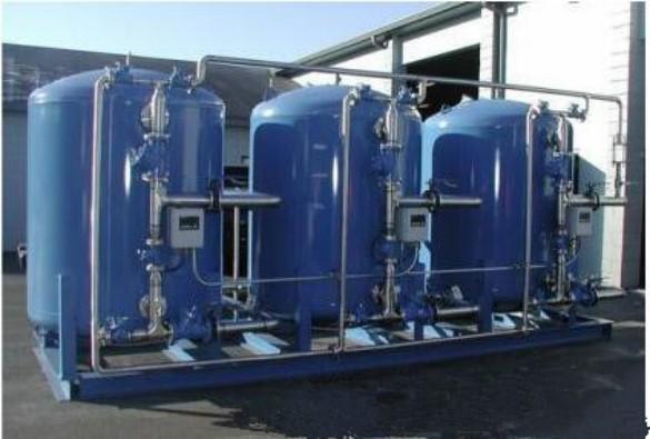碳钢衬胶软水设备