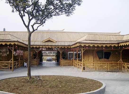 竹房子的应用有哪些特点