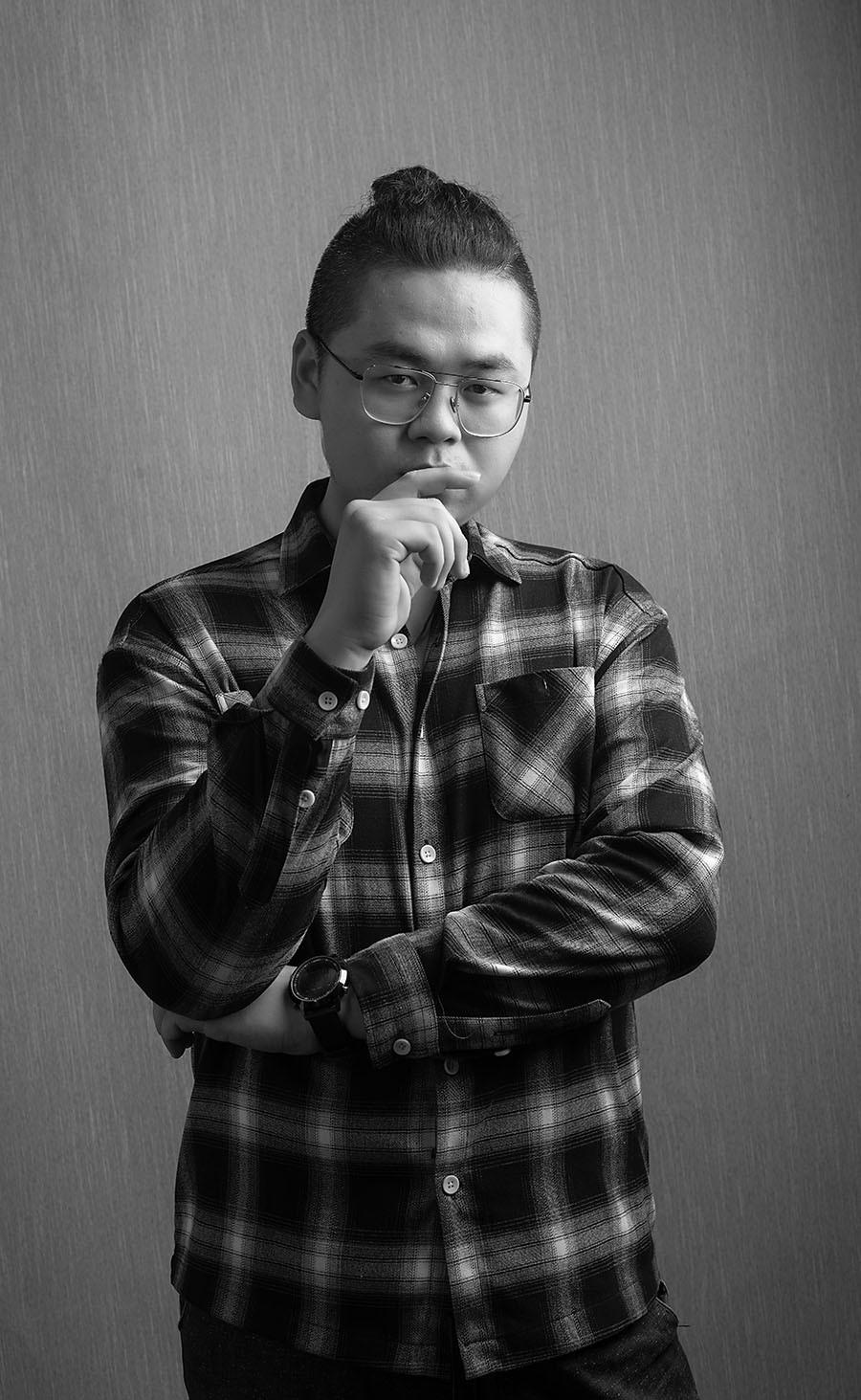设计师-吴朝乾