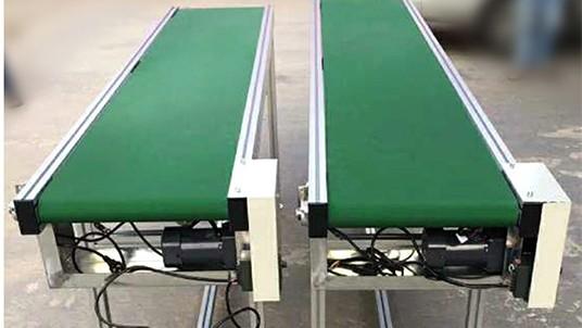 流水线皮带跑偏常用的两种解决办法