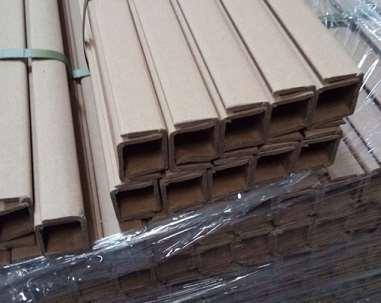 纸护角的材质强度如何表现
