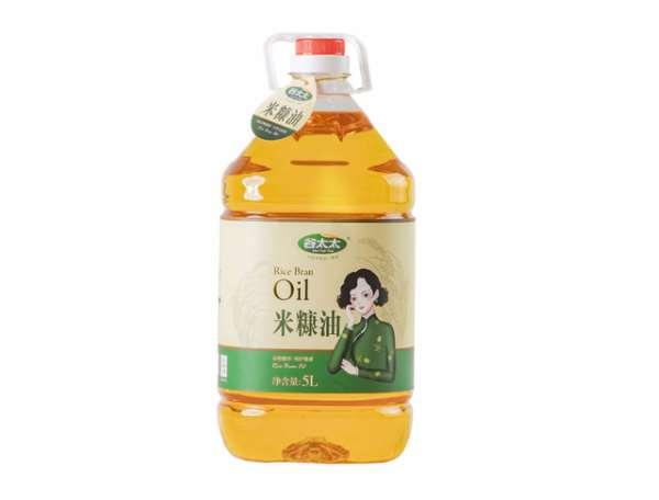 这就是米糠油 你喜欢吗