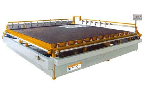 RL-2620型半自动双桥立交式精密切桌