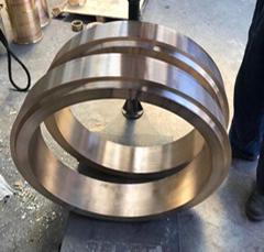 大型铜蜗轮