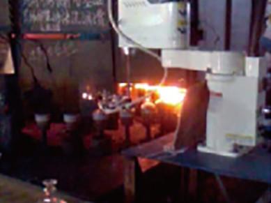 工业机器人的应用领域