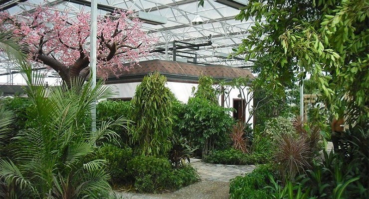 新型生態溫室