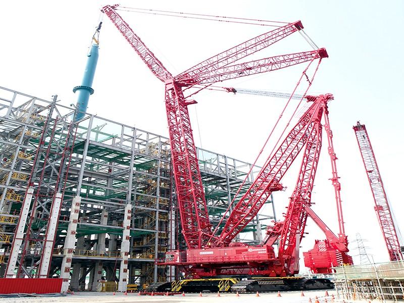 眉山厂里有个6吨的机器需要租赁吊车来移位,需要哪些步骤,要租赁多久的吊车