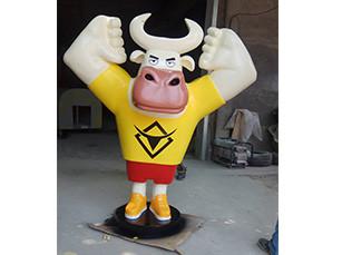 幼儿园新材料雕塑