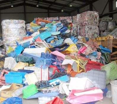 废塑料回收利用后续发展简介