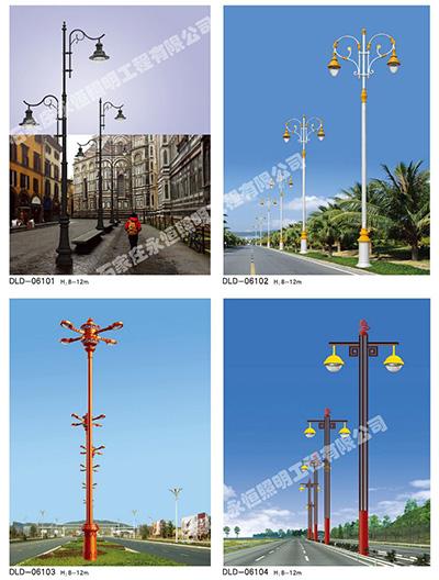 乡村道路灯生产厂家叙述太阳能灯挑选安裝地址常见问题