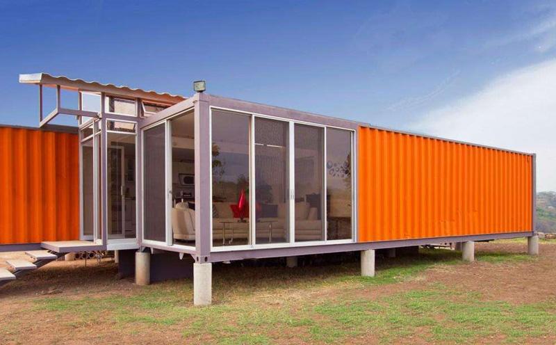 四川集装箱房实现多式联运需要共享