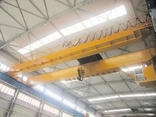 European single beam crane