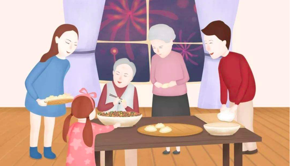 优斗士提醒您:冬至已到,记得吃盘饺子,给家里打个电话!
