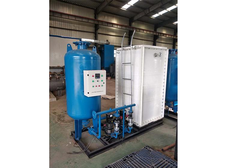浅析定压补水装置在暖通空调系统中的应用