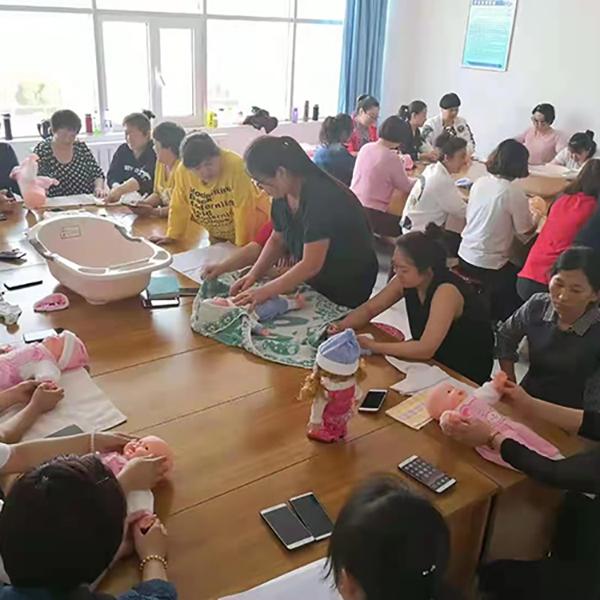 培训教室—增强技能