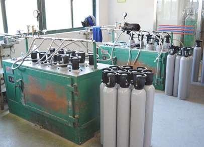 标准气体物质的使用相关知识