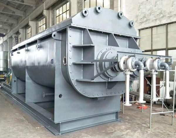 氢氧化铝专用空心桨叶干燥机