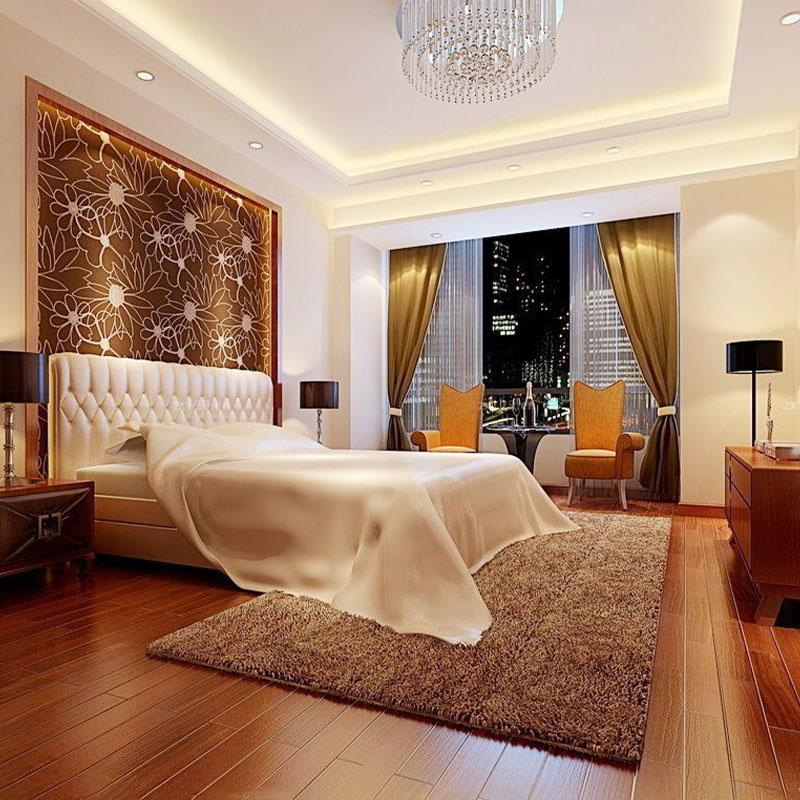 无窗卧室、客厅、洗澡间的装饰规划技巧