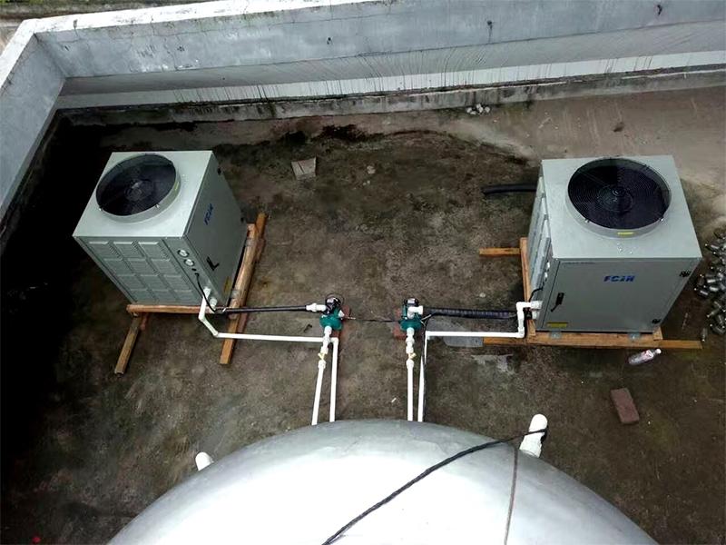 绥江县中医院热水安装