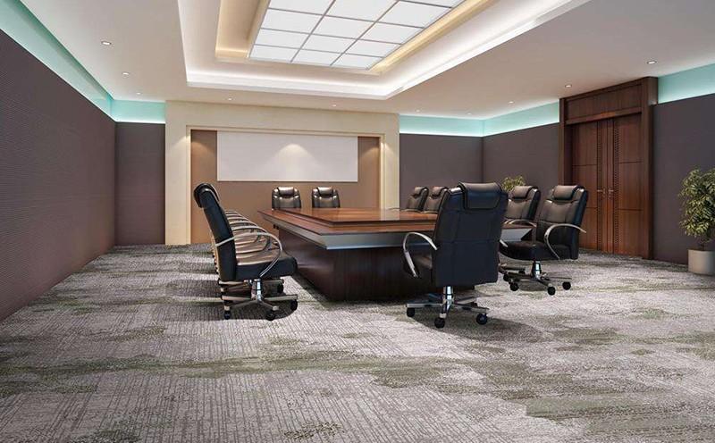 办公地毯日常维护及保养