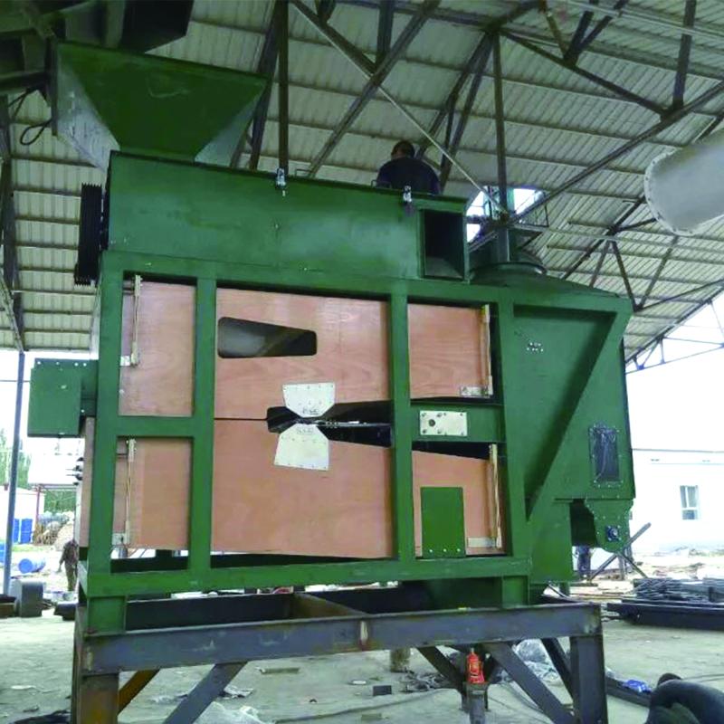 5TYX-20J挤搓式玉米种子脱粒机