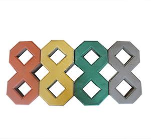 厂家生产的福州植草砖有着哪些明显得作用?