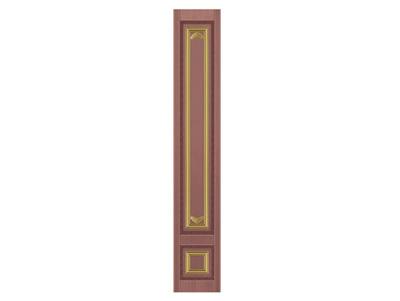 铜门柱厂家货源