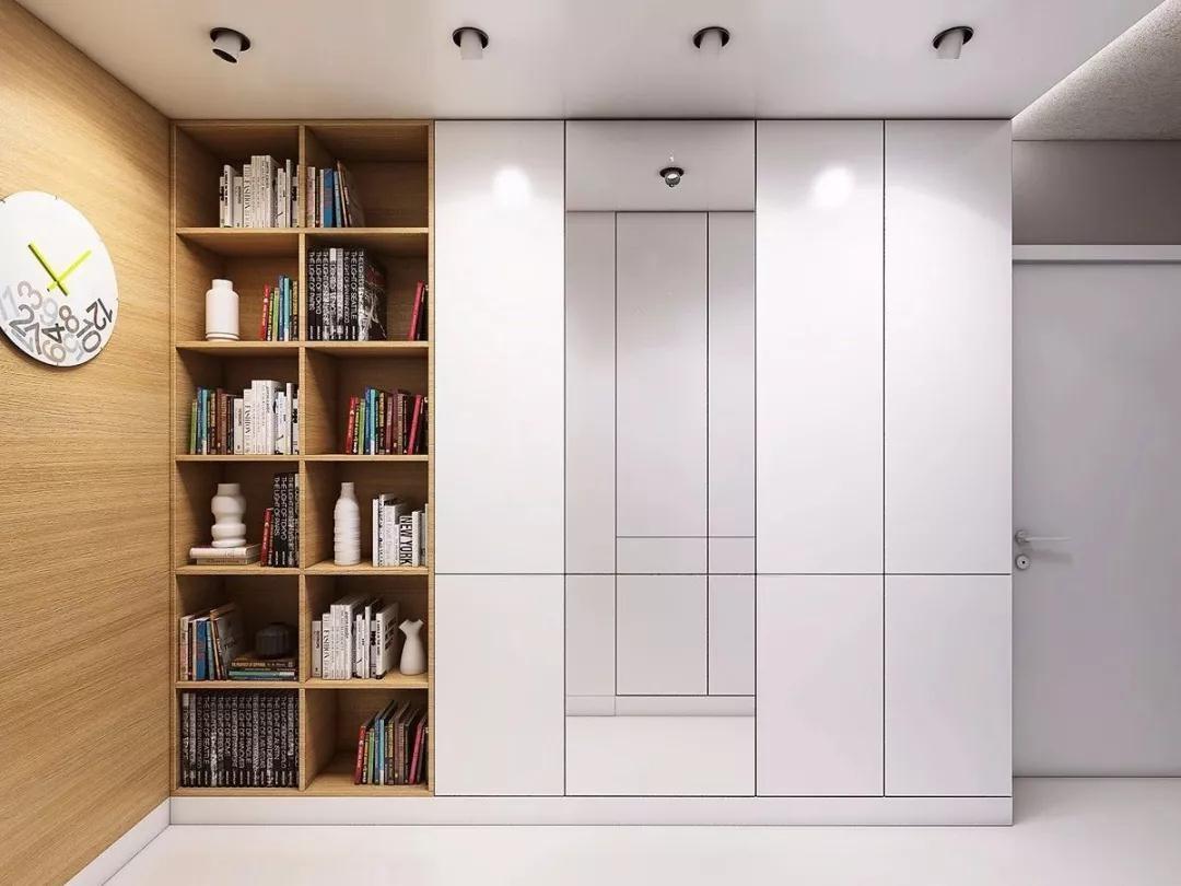鞋柜这样设计,你家还能多放90双鞋!
