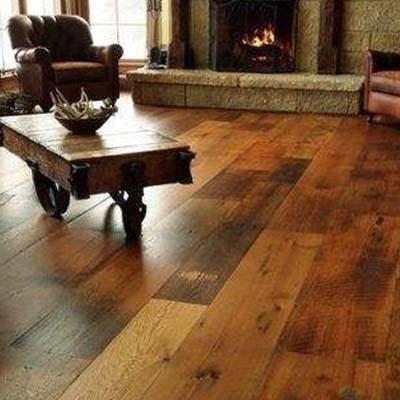 簡述防腐木地板的安裝及其保養