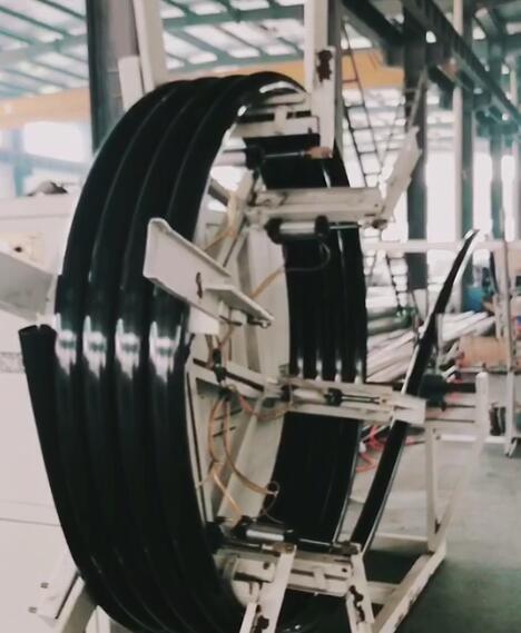 PE盘管生产视频