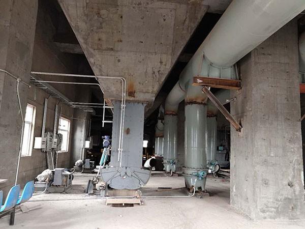 焦炭粉尘回收系统