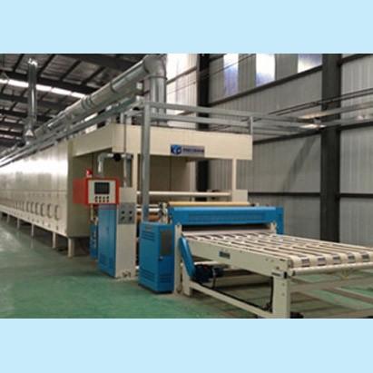 三聚氰胺胶膜纸浸渍干燥生产线