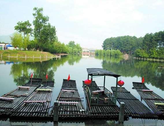 竹筏浮桥的制作方法介绍