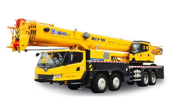 XCT75吊车起重机租赁