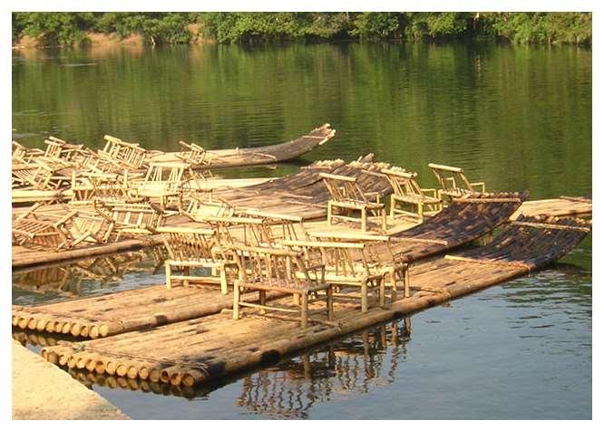 竹筏的制作方法是什么