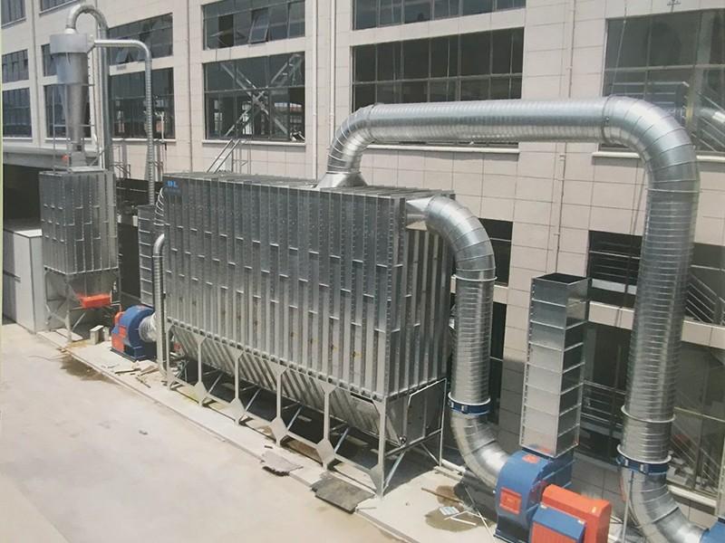 中央除尘设备工程系列