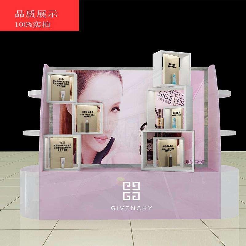 在制作化妆品展柜时选亚克力材质的原因什么?