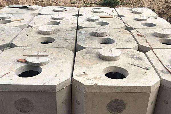 预制水泥化粪池/组合式化粪池