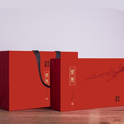 茶叶包装盒设计厂家