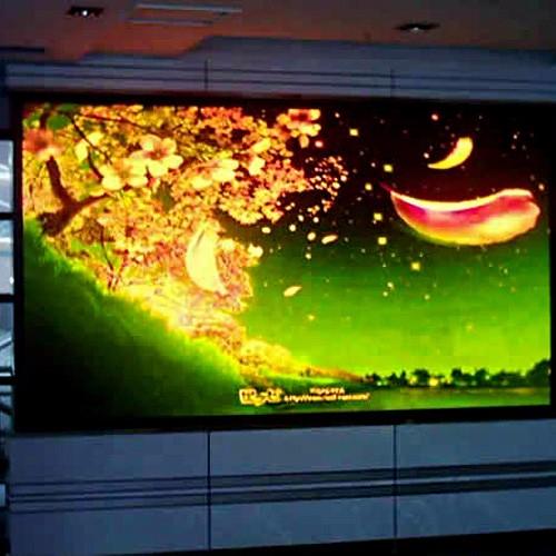 室内LED彩色显示屏