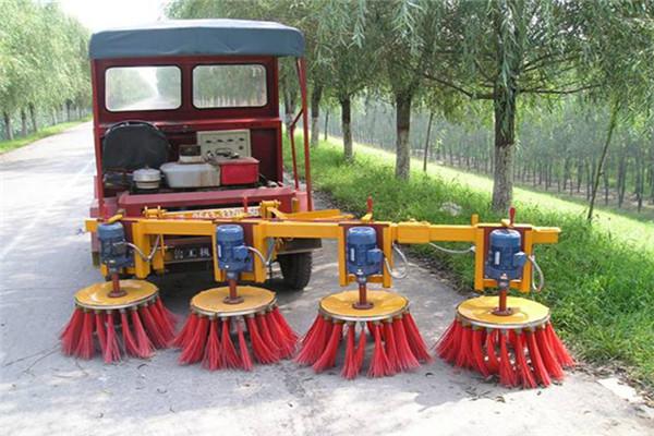 环卫扫地车刷
