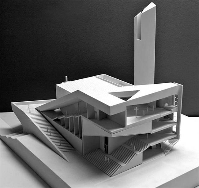 建筑模型制作的色调搭配和地貌有什么关系
