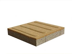 笔者浅谈生态透水砖的性能特点有哪些