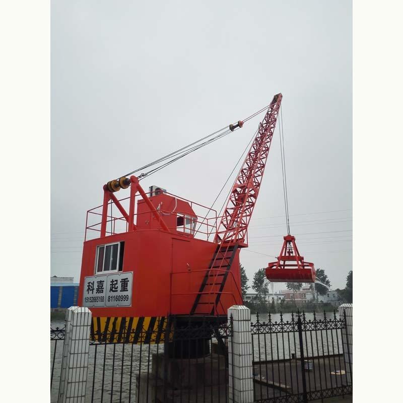 淮安自動港口門式起重機創造輝煌