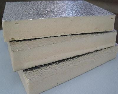 Polystyrene foam sandwich panels