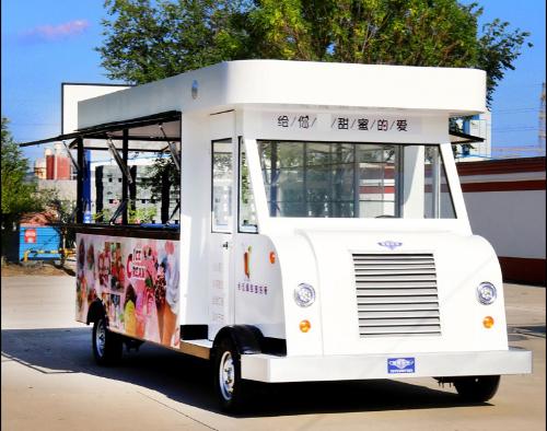 内蒙古电动餐车的设备都有哪些?