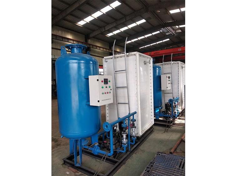 定压补水装置循环水泵与组合式空调机组的关联