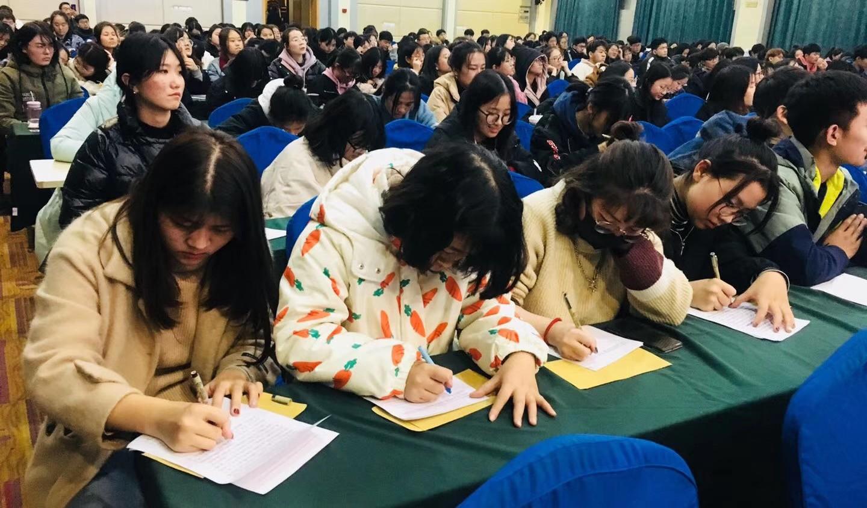 2019郑州力度高考美术学校升学规划暨总结大会圆满成功